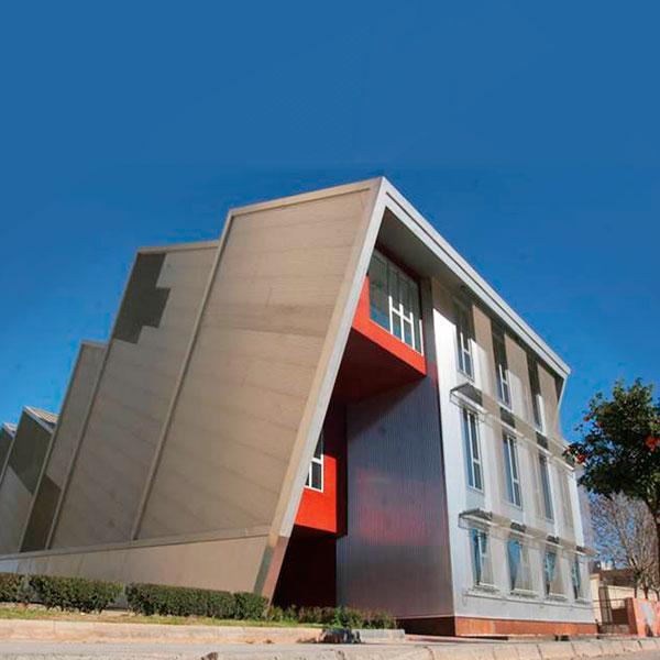 Edificios construcción en Murcia